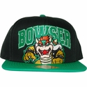 Nintendo Bowser Name Hat