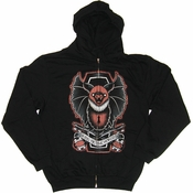 Bring Me the Horizon Bat Hoodie