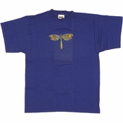 Grateful Dead Dragonfly Royal Youth T Shirt