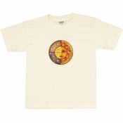 Grateful Dead Moon Sun Youth T Shirt