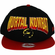 Mortal Kombat Block Name Hat