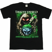 Disturbed Another Way T Shirt