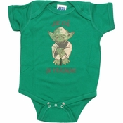 Star Wars Training Yoda Snap Suit