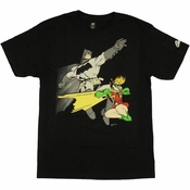 Batman Robin Dark Knight Returns T Shirt