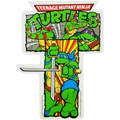 Ninja Turtles T Panels Sticker