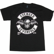 Avenged Sevenfold Logo T Shirt