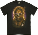 Star Wars Chewbacca Shades T Shirt