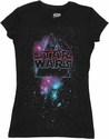 Star Wars Triangle Logo Baby Tee