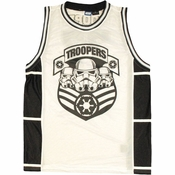 Star Wars Trooper Basketball Jersey