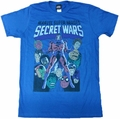 Marvel Secret Wars T-Shirt Sheer