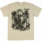 Call of Duty Black Ops Aim T Shirt