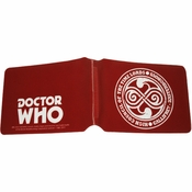 Doctor Who Time Lord Council Travel Pass Holder