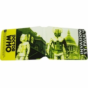 Doctor Who Invasion Travel Pass Holder