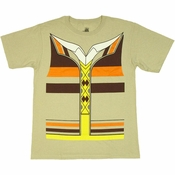 Big Bang Theory Raj Costume T Shirt