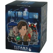 Doctor Who Random Mini Titans Vinyl Figurine