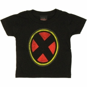 X Men Logo Infant T Shirt