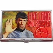 Star Trek Spock Card Case