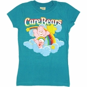 Care Bears Cheer Rainbow Baby Tee