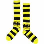 Batman Striped Socks