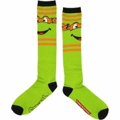 Ninja Turtles Michelangelo Socks
