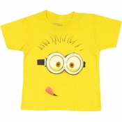 Despicable Me Minion Toddler T Shirt