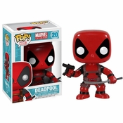Deadpool Pop Marvel Bobblehead