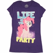 My Little Pony Life of the Party Baby Tee
