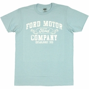 Ford Motor Company T Shirt Sheer