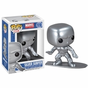 Silver Surfer Pop Marvel Vinyl Bobblehead