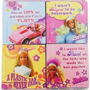 Barbie Tile Magnet Set