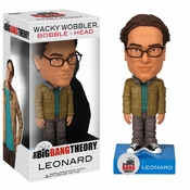 Big Bang Theory Leonard Bobblehead