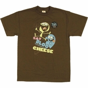 Fosters Home Say Bloo Cheese T Shirt