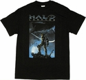 Halo Legends Cover Art T Shirt