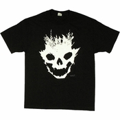 Halo Reach Emile Skull T Shirt