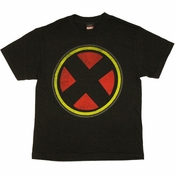 X Men Logo Youth T Shirt