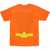 Aquaman New 52 Costume T Shirt