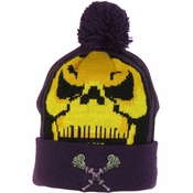 He Man Skeletor Woven Head Cuff Beanie