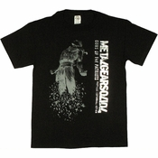 Metal Gear Solid Foil Name T Shirt