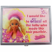 Barbie Metal Card Case