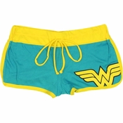 Wonder Woman Junior Shorts
