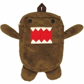 Domo Kun Stuffed Kids Backpack