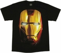 Iron Man 2 Face T-Shirt