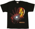 Iron Man 2 Hand Youth T-Shirt