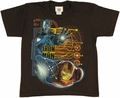 Iron Man 2 Duo Juvenile T-Shirt