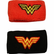 Wonder Woman Wristband Set