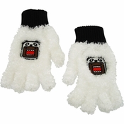 Domo Kun Panda Furry Gloves