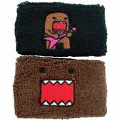 Domo Kun Wristband Set