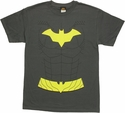 Batgirl New 52 Costume T Shirt
