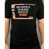 Star Trek Holodeck T Shirt