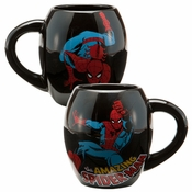 Spiderman Oval Mug
